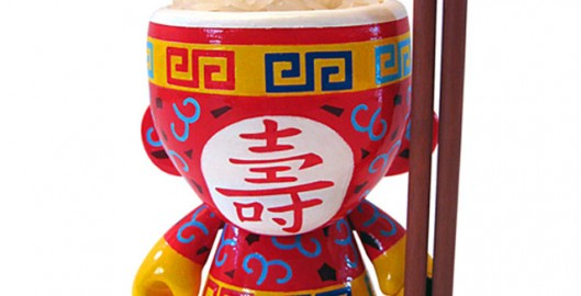 AW177 Chinese Rice Bowl Munny FI
