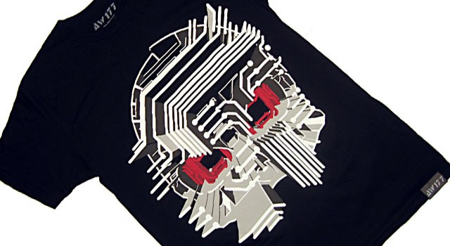 AW177 Circuit Death T-Shirt