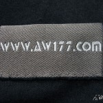 AW177 Circuit Death T-Shirt Hem Tag Back