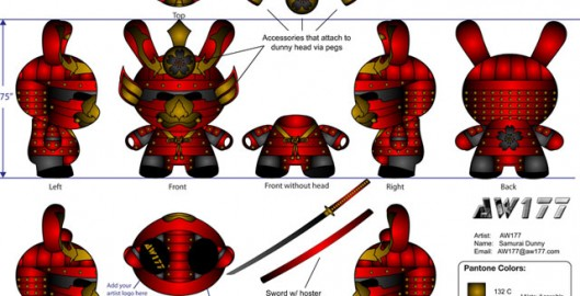 AW177 Rejected Dunny Designs FI