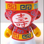 AW177 Rice Bowl Mini Munny 1