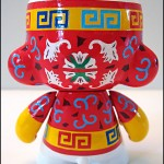 AW177 Rice Bowl Mini Munny 2