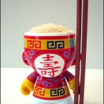 AW177 Rice Bowl Mini Munny 4