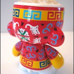 AW177 Rice Bowl Mini Munny 6