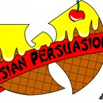 AW177 x GFK Asian Persuasion Ice Cream Logo