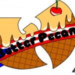 AW177 x GFK Butter Pecan Flag Ice Cream Logo
