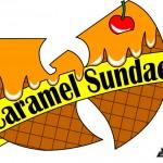 AW177 x GFK Caramel Sundae Ice Cream Logo