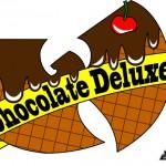 AW177 x GFK Chocolate Deluxe Ice Cream Logo