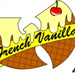AW177 x GFK French Vanilla Ice Cream Logo