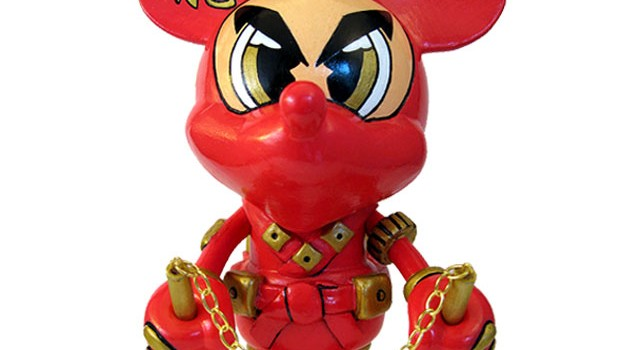 """Dragon Ninja"" Custom Play Imaginative/Disney Mickey Mouse"