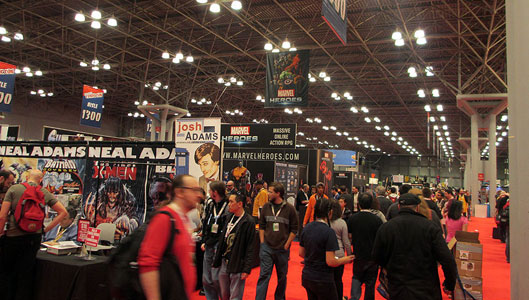 AW177 NYCC 2012 2
