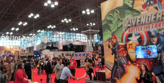 NYCC 2012 Day 2 FI
