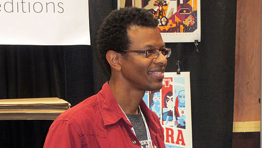 Phil LaMarr NYCC 2012
