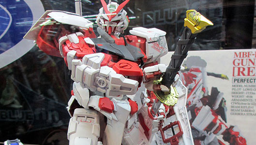 Red Astray Gundam