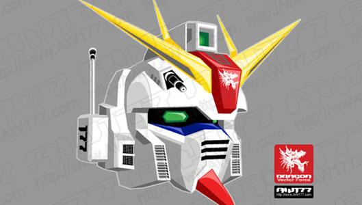 AW177-Dragon-Vector-Force-Gundam Small