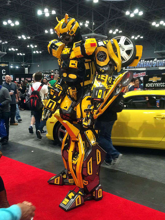 AW177 NYCC 2014 Day 2 5