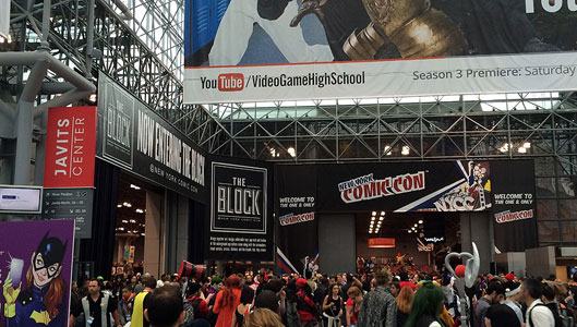 AW177 NYCC 2014 Day 3 10