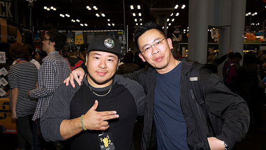 AW177 NYCC 2014 Day 3 9a