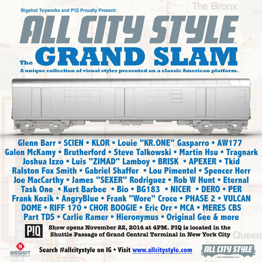 The Grand Slam Flyer Small