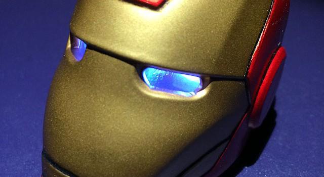 Iron Man Custom Mini Helmet