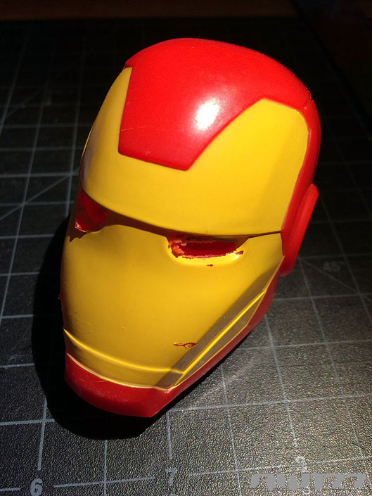 Iron Man Mini Helmet 1 Website