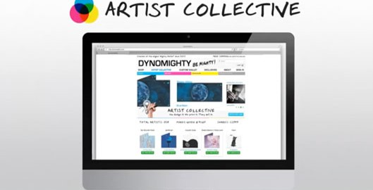 Artist Collective Video Picture