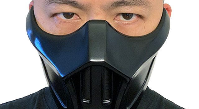 AW177 Mortal Kombat Noob Saibot Prop Mask 'Custom' Project