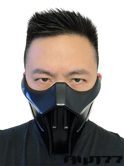 AW177 Noob Saibot Prop Mask